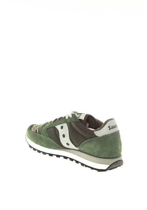 Sneaker jazz verde/grigio SAUCONY | Sneakers | 2044JAZZ-339