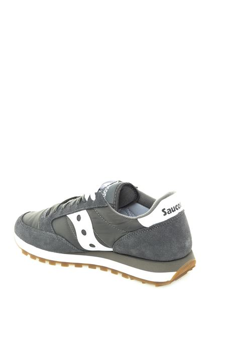 Jazz camoscio/nylon carbone/bianco SAUCONY | Sneakers | 2044JAZZ-434