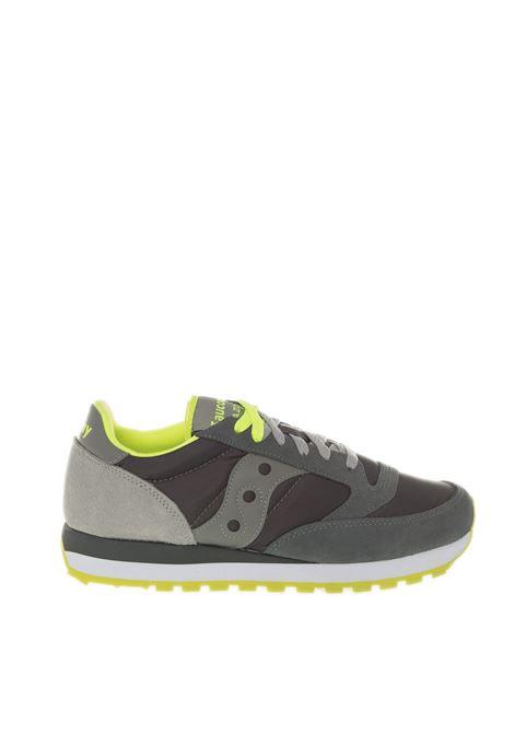 Sneaker jazz grigio scuro SAUCONY | Sneakers | 2044JAZZ-580