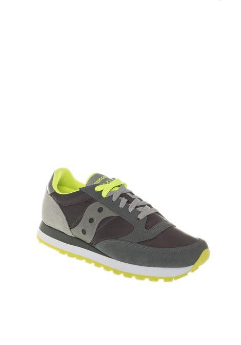 Saucony sneaker jazz grigio scuro SAUCONY | Sneakers | 2044JAZZ-580