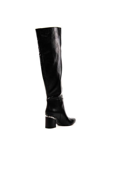 Stivale nappa nero SILVIA ROSSINI | Stivali | R810NAPPA-NERO
