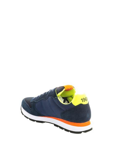Sun 68 sneaker tom fluo blu SUN 68 | Sneakers | Z40102TOM FLUO-07