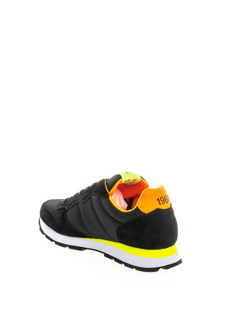 Sun 68 sneaker tom fluo nero SUN 68 | Sneakers | Z40102TOM FLUO-11
