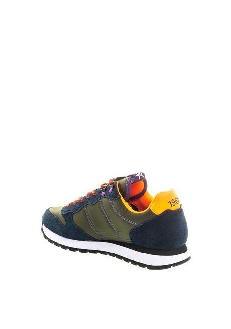 Sun 68 sneaker tom verde SUN 68 | Sneakers | Z40105TOM-74