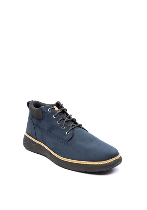Timberland cross mark blu TIMBERLAND | Anfibi | TB0A222F0191CROSS MARK-0191