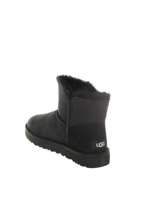 Ugg mini bailey star nero UGG | Tronchetti | MINI BAILEY STARMONT-BLACK