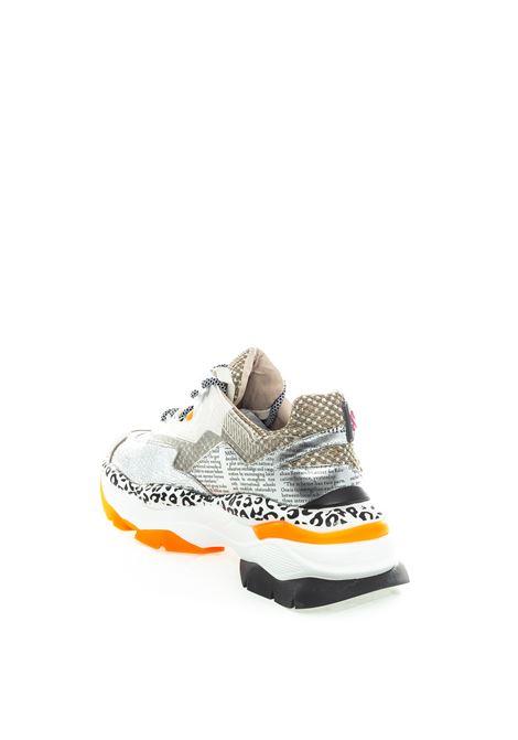 Sneaker metal grigio multicolor UMA PARKER NEW YORK | Sneakers | 1320220CAM/LAM-ICE