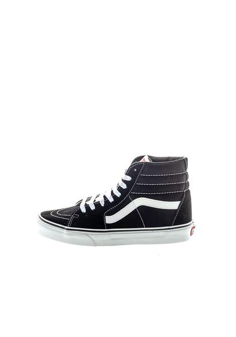 Vans sneaker sk8-hi nero/bianco VANS   Sneakers   VN000D5IB8C1SK8-HI-BLK/WHI
