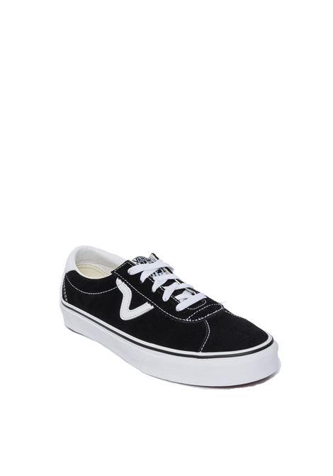 Sneaker vans sport nero/bianco VANS | Sneakers | VN0A4BU6A6O1VANS SPORT-BLK/WHI