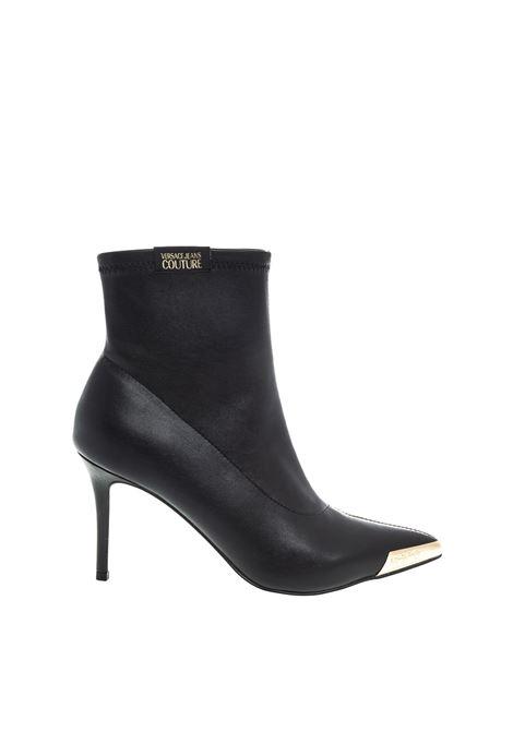 Versace jeans couture tronchetto Chloe nero VERSACE JEANS COUTURE | Tronchetti | AS5171567-899
