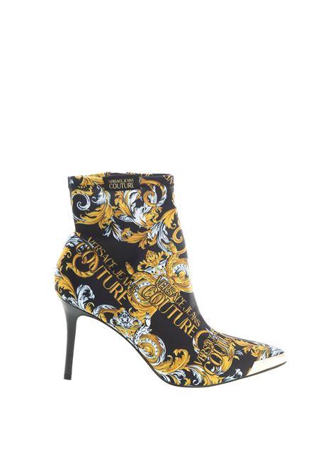 Versace jeans couture tronchetto Chloe nero VERSACE JEANS COUTURE | Tronchetti | AS5171569-M27