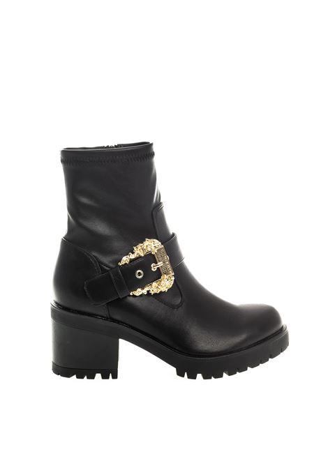 Versace jeans couture anfibio mia nero VERSACE JEANS COUTURE | Anfibi | AS9271570-899