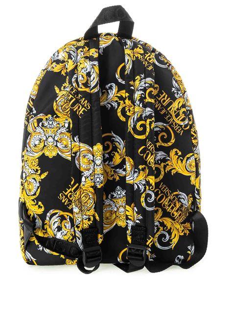 Versace jeans couture zaino nylon multi VERSACE JEANS COUTURE | Zaini | B6071594-M27