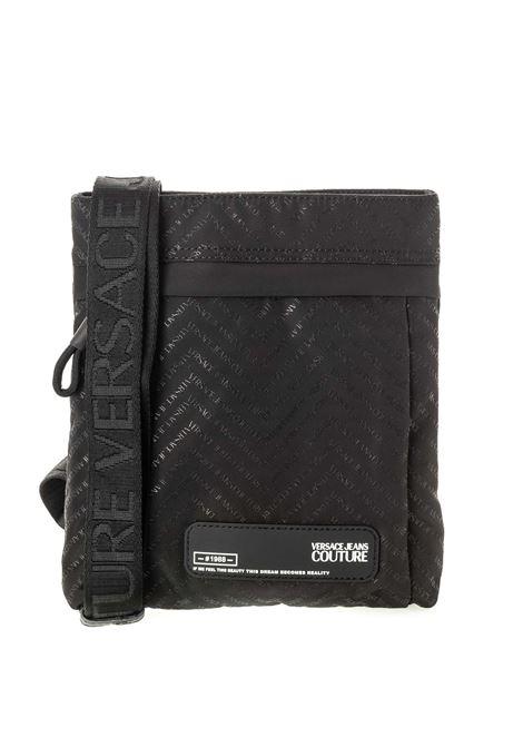 Versace jeans couture tracolla nero VERSACE JEANS COUTURE | Borse a spalla | B9571595-899