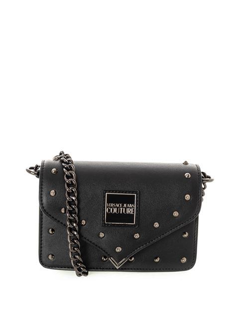 Versace jeans couture tracolla nero/argento VERSACE JEANS COUTURE | Borse mini | BBE371407-899