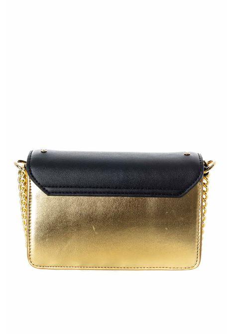 Versace jeans couture tracolla nero/oro VERSACE JEANS COUTURE | Borse mini | BBE371726-M12