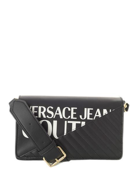 Versace jeans couture chevronne nero VERSACE JEANS COUTURE | Borse mini | BBG271728-899