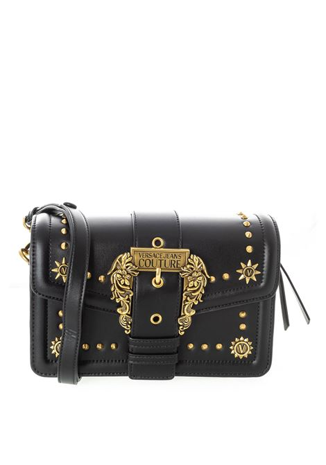 Versace jeans couture tracolla stelle nero VERSACE JEANS COUTURE   Borse mini   BBO671736-899