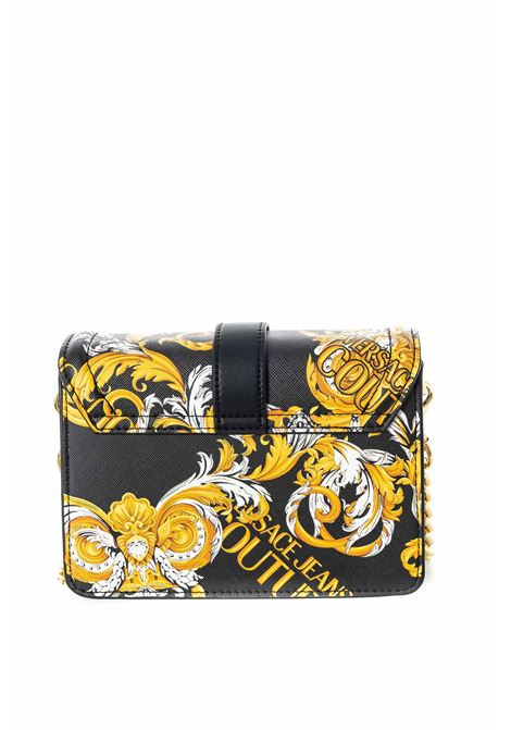 Versace jeans couture tracolla couture nero VERSACE JEANS COUTURE | Borse mini | BF697157-M27