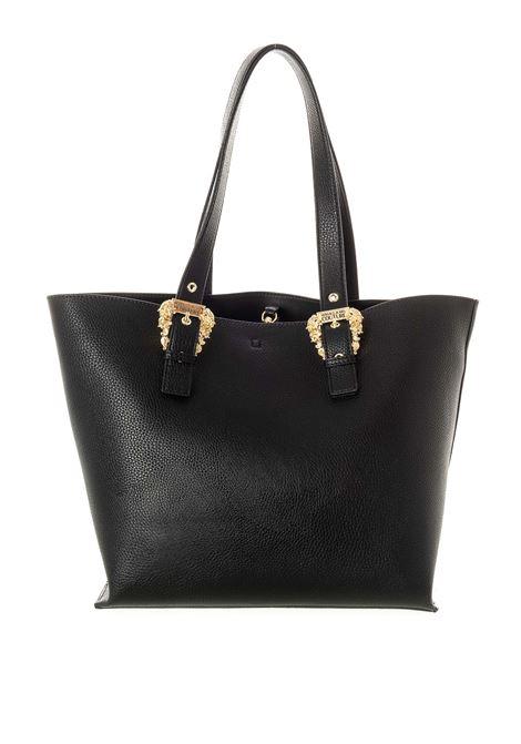 Shopping fibbia nero VERSACE JEANS COUTURE   Borse a spalla   BF771578-899