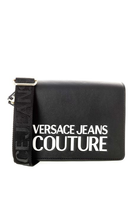 Versace jeans couture tracolla logo nero VERSACE JEANS COUTURE | Borse mini | BP771413-899