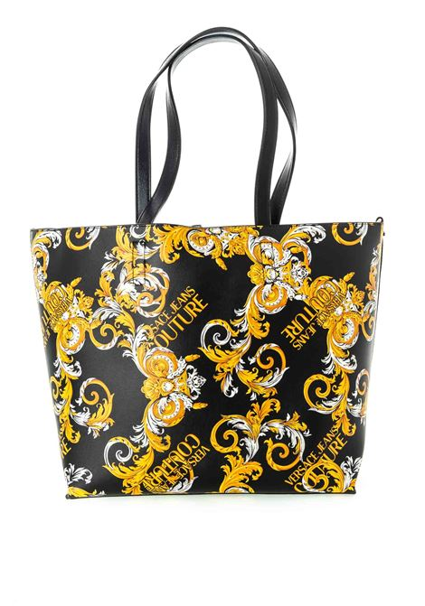 Versace jeans couture shopping reversibile multi VERSACE JEANS COUTURE   Borse a spalla   BZ171588-M27