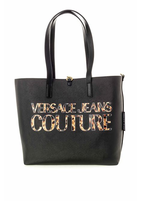 Versace jeans couture shopping reversibile leopard VERSACE JEANS COUTURE | Borse a spalla | BZ171588-MHX