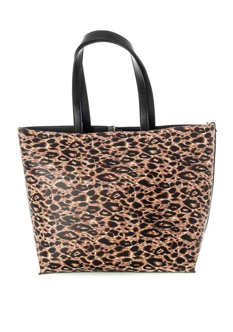 Versace jeans couture shopping reversibile leopard VERSACE JEANS COUTURE   Borse a spalla   BZ171588-MHX