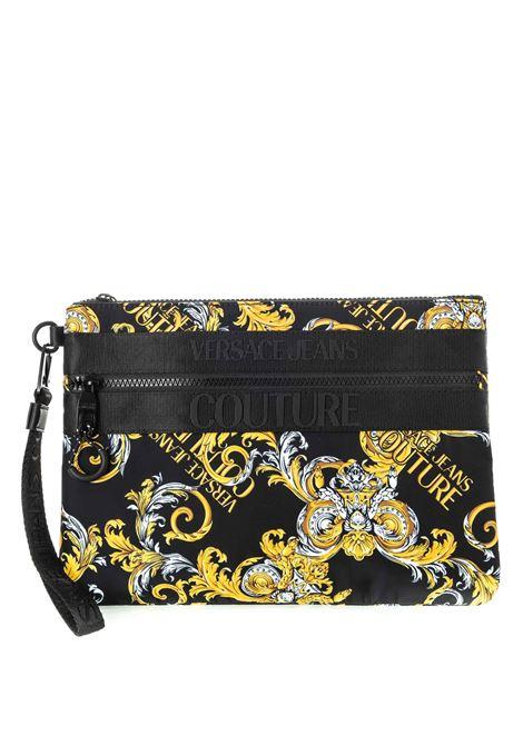 Versace jeans couture nylon multicolor VERSACE JEANS COUTURE | Borse a mano | P6171594-M27