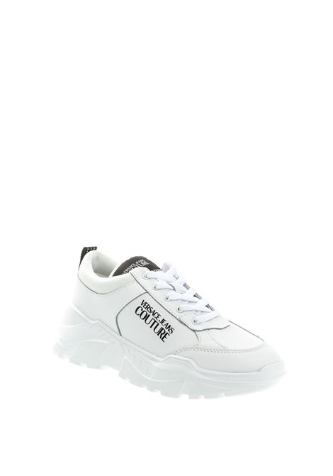 VERSACE JEANS COUTURE SPEED BIANCO VERSACE JEANS COUTURE | Sneakers | SC171606-003