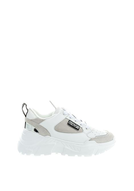 Versace jeans couture sneaker speed bianco VERSACE JEANS COUTURE | Sneakers | SC271366-003