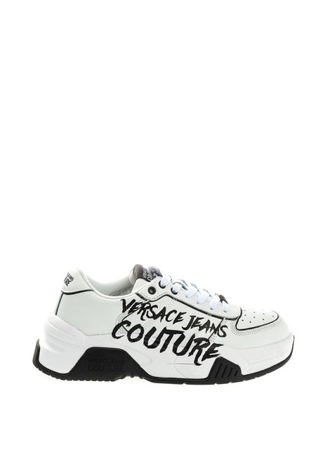 Versace Jeans Couture print bianco VERSACE JEANS COUTURE | Sneakers | SF871623-003