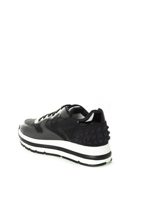 Sneaker maran studs nero VOILE BLANCHE | Sneakers | 2015229MARAN STUDS-0A01