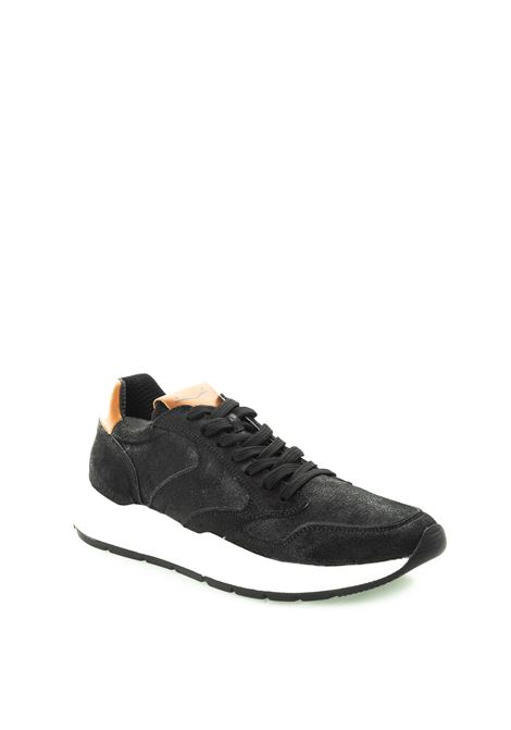 Sneaker arpolh nero VOILE BLANCHE | Sneakers | 2015233ARPOLH-0A01