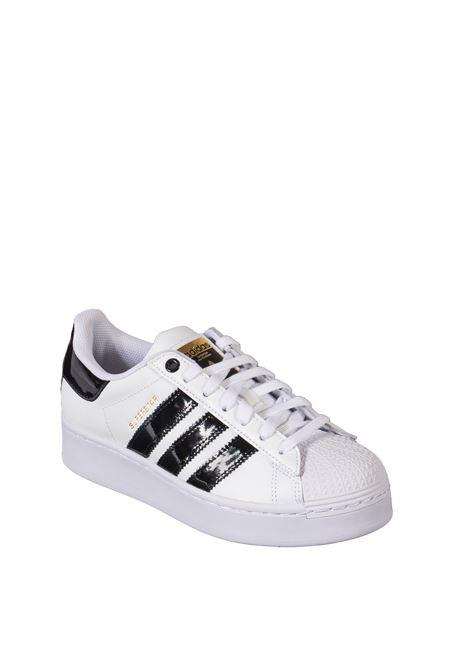 Sneaker superbold bianco/nero ADIDAS | Sneakers | FV3336SUPERBOLD-BIANCO/NERO
