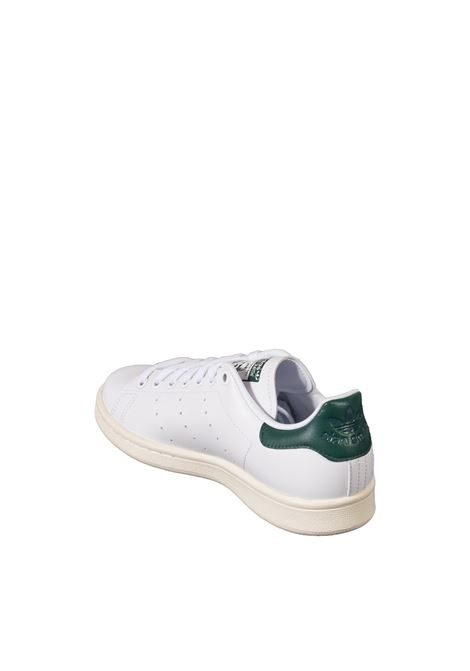 Sneaker stan smith bianco/verde ADIDAS | Sneakers | FX5522STAN SMITH-BIANCO/VERDE