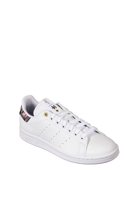Sneaker stan smith bianco/tartan ADIDAS | Sneakers | H04074STAN SMITH-BIANCO/TARTAN