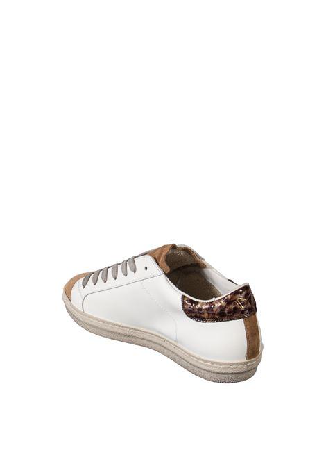 Sneaker bianco/beige AMA BRAND DELUXE | Sneakers | 1914PEL/CAM-BIANCO/BEIGE