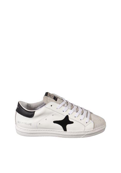 Sneaker bianco/beige AMA BRAND DELUXE | Sneakers | 1934PEL/CAM-BIANCO/NERO