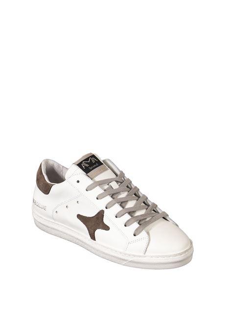 Sneaker stella bianco/beige AMA BRAND DELUXE | Sneakers | 1938PEL/CAM-BIA/BEIGE