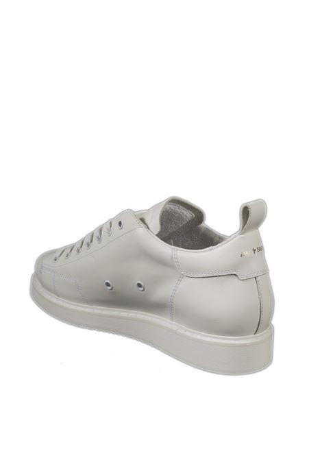 Sneaker drop bianco AMA BRAND DELUXE | Sneakers | 1971PELLE-BIANCO