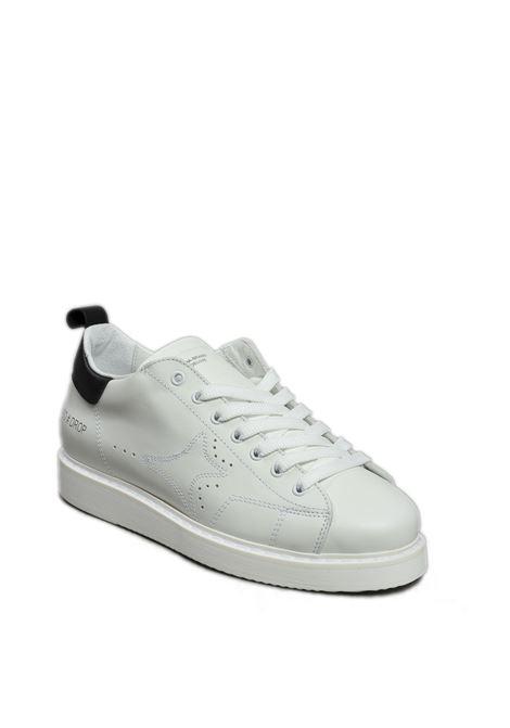 Sneaker drop bianco/nero AMA BRAND DELUXE | Sneakers | 1972PELLE-BIANCO/NERO