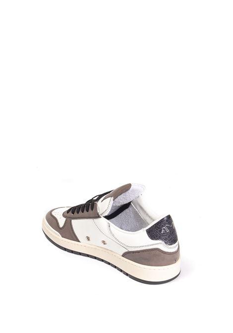 Sneaker bianco/grigio AMA BRAND DELUXE | Sneakers | 2021PELLE-BIANCO/GRIGIO