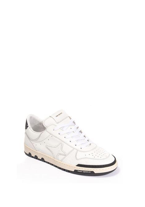 Sneaker pelle bianco AMA BRAND DELUXE | Sneakers | 2023PELLE-BIANCO