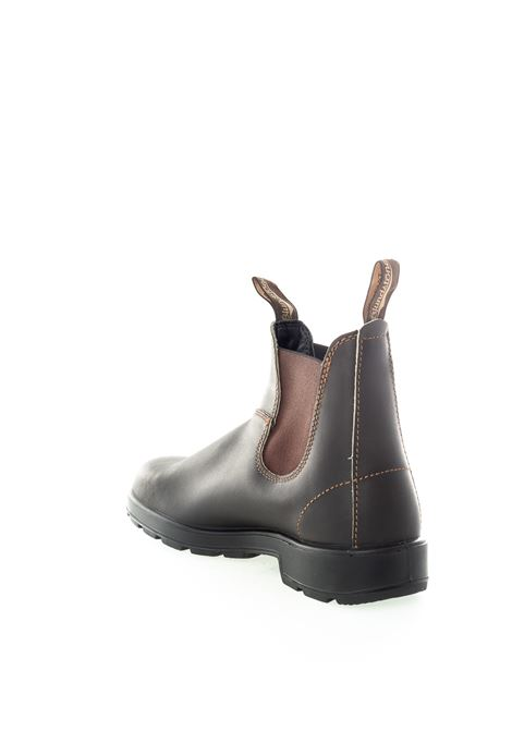 Beatles pelle marrone BLUNDSTONE FOOTWEAR | Stivaletti | 500LEATHER-BROWN