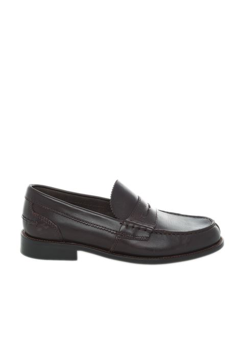 Mocassino beary pelle cuoio CLARKS ENGLAND | Mocassini | BEARYPELLE-BROWN