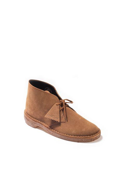 Polacchino desert boot cola CLARKS ORIGINAL | Stringate | 138230DESERTBOOT-COLA