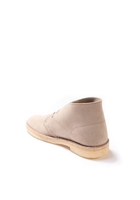 Polacchino desert boot sand CLARKS ORIGINAL | Stringate | 138235DESERTBOOT-SAND