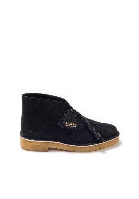 Polacchino desert boot 221 nero CLARKS ORIGINAL | Stringate | 155855DESERTBOOT221-BLACK