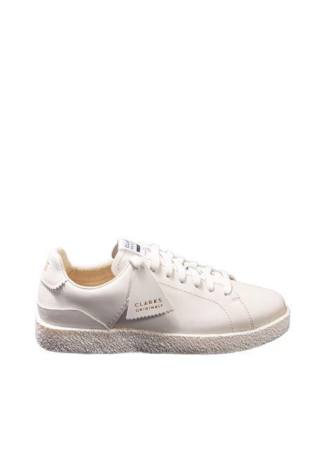 Sneaker tormatch bianco CLARKS ORIGINAL | Stringate | 161902TORMATCH-WHITE